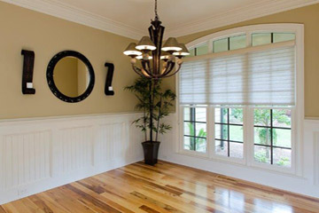 Blinds, Shutters, Window Treatments and Aesthetics